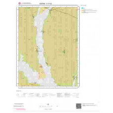 F17b2 Paftası 1/25.000 Ölçekli Vektör Jeoloji Haritası