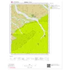 F17c1 Paftası 1/25.000 Ölçekli Vektör Jeoloji Haritası