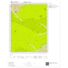 F17c2 Paftası 1/25.000 Ölçekli Vektör Jeoloji Haritası