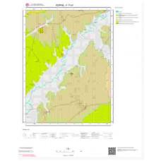 F17d1 Paftası 1/25.000 Ölçekli Vektör Jeoloji Haritası