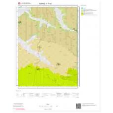 F17d2 Paftası 1/25.000 Ölçekli Vektör Jeoloji Haritası