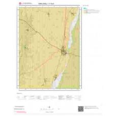 F18a1 Paftası 1/25.000 Ölçekli Vektör Jeoloji Haritası