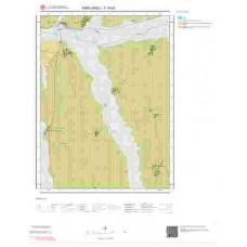 F18a3 Paftası 1/25.000 Ölçekli Vektör Jeoloji Haritası