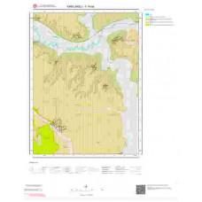 F18a4 Paftası 1/25.000 Ölçekli Vektör Jeoloji Haritası