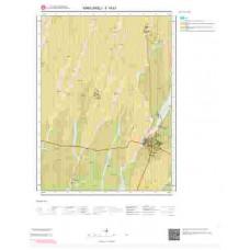 F18b1 Paftası 1/25.000 Ölçekli Vektör Jeoloji Haritası