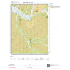 F18b4 Paftası 1/25.000 Ölçekli Vektör Jeoloji Haritası