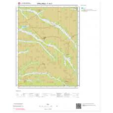 F18c1 Paftası 1/25.000 Ölçekli Vektör Jeoloji Haritası