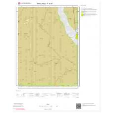 F18d3 Paftası 1/25.000 Ölçekli Vektör Jeoloji Haritası