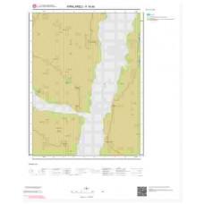 F18d4 Paftası 1/25.000 Ölçekli Vektör Jeoloji Haritası