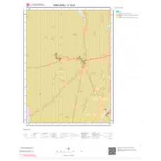 F19a1 Paftası 1/25.000 Ölçekli Vektör Jeoloji Haritası