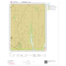F19c2 Paftası 1/25.000 Ölçekli Vektör Jeoloji Haritası
