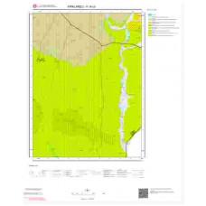 F19c3 Paftası 1/25.000 Ölçekli Vektör Jeoloji Haritası
