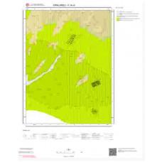 F19c4 Paftası 1/25.000 Ölçekli Vektör Jeoloji Haritası