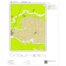 F19d1 Paftası 1/25.000 Ölçekli Vektör Jeoloji Haritası
