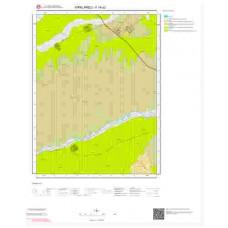 F19d2 Paftası 1/25.000 Ölçekli Vektör Jeoloji Haritası