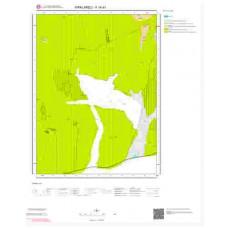 F19d3 Paftası 1/25.000 Ölçekli Vektör Jeoloji Haritası