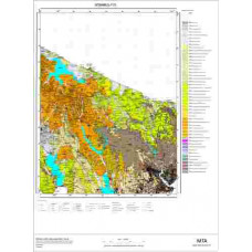 F21-G21 Paftaları 1/100.000 Ölçekli Vektör Jeoloji Haritası (2002)