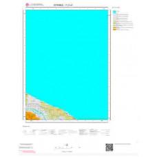 F21a1 Paftası 1/25.000 Ölçekli Vektör Jeoloji Haritası