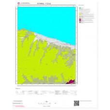 F22c2 Paftası 1/25.000 Ölçekli Vektör Jeoloji Haritası