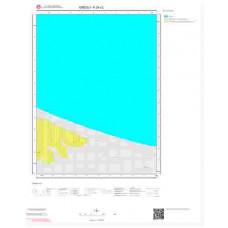 F24c2 Paftası 1/25.000 Ölçekli Vektör Jeoloji Haritası
