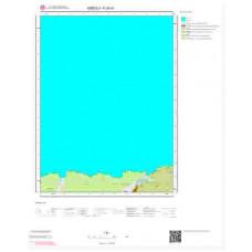 F24d1 Paftası 1/25.000 Ölçekli Vektör Jeoloji Haritası