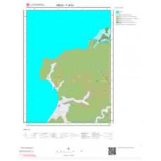 F26b3 Paftası 1/25.000 Ölçekli Vektör Jeoloji Haritası