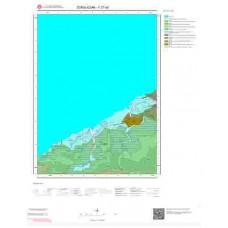 F27a2 Paftası 1/25.000 Ölçekli Vektör Jeoloji Haritası