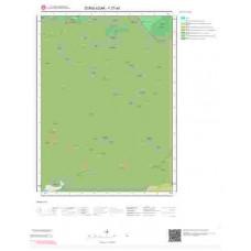 F27a3 Paftası 1/25.000 Ölçekli Vektör Jeoloji Haritası