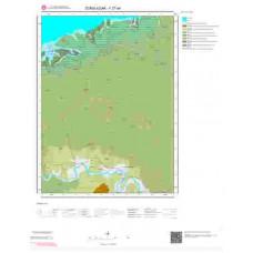 F27a4 Paftası 1/25.000 Ölçekli Vektör Jeoloji Haritası