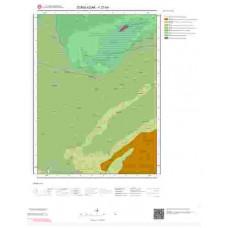 F27b4 Paftası 1/25.000 Ölçekli Vektör Jeoloji Haritası