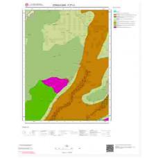 F27c1 Paftası 1/25.000 Ölçekli Vektör Jeoloji Haritası