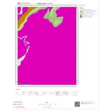F27c3 Paftası 1/25.000 Ölçekli Vektör Jeoloji Haritası