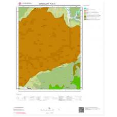 F27d1 Paftası 1/25.000 Ölçekli Vektör Jeoloji Haritası