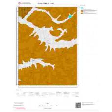 F28a2 Paftası 1/25.000 Ölçekli Vektör Jeoloji Haritası