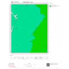 F28b3 Paftası 1/25.000 Ölçekli Vektör Jeoloji Haritası