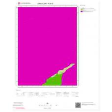 F28d3 Paftası 1/25.000 Ölçekli Vektör Jeoloji Haritası