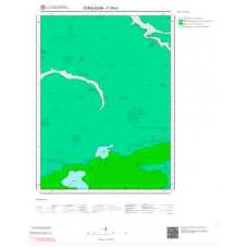 F29a1 Paftası 1/25.000 Ölçekli Vektör Jeoloji Haritası