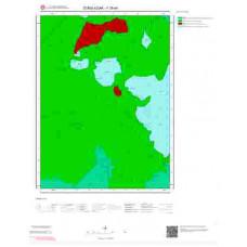 F29a4 Paftası 1/25.000 Ölçekli Vektör Jeoloji Haritası