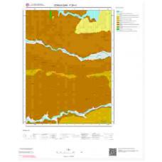 F29c1 Paftası 1/25.000 Ölçekli Vektör Jeoloji Haritası