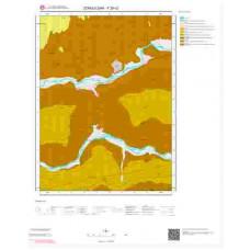 F29c2 Paftası 1/25.000 Ölçekli Vektör Jeoloji Haritası