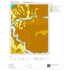 F29d2 Paftası 1/25.000 Ölçekli Vektör Jeoloji Haritası