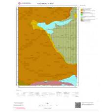 F30a1 Paftası 1/25.000 Ölçekli Vektör Jeoloji Haritası