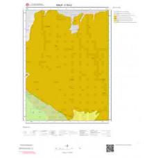 F35b2 Paftası 1/25.000 Ölçekli Vektör Jeoloji Haritası