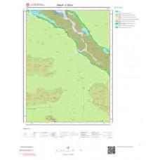 F35b4 Paftası 1/25.000 Ölçekli Vektör Jeoloji Haritası