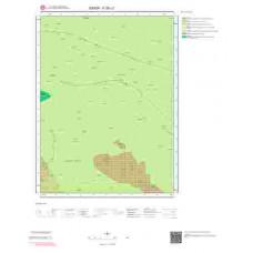 F35c1 Paftası 1/25.000 Ölçekli Vektör Jeoloji Haritası