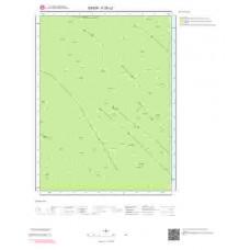 F35c2 Paftası 1/25.000 Ölçekli Vektör Jeoloji Haritası