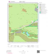 F35c3 Paftası 1/25.000 Ölçekli Vektör Jeoloji Haritası