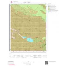 F35c4 Paftası 1/25.000 Ölçekli Vektör Jeoloji Haritası