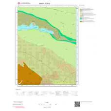 F35d2 Paftası 1/25.000 Ölçekli Vektör Jeoloji Haritası