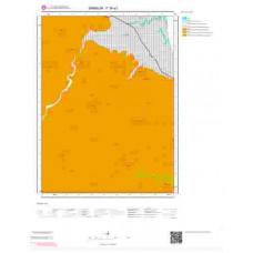 F36a1 Paftası 1/25.000 Ölçekli Vektör Jeoloji Haritası